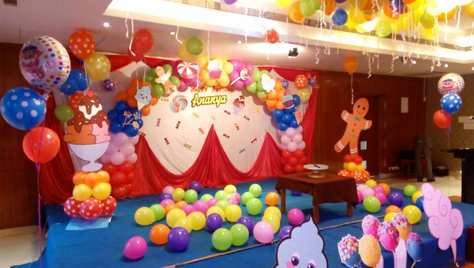 balloon decorators in noida balloon decoration noida birthday party decorator golden decorations