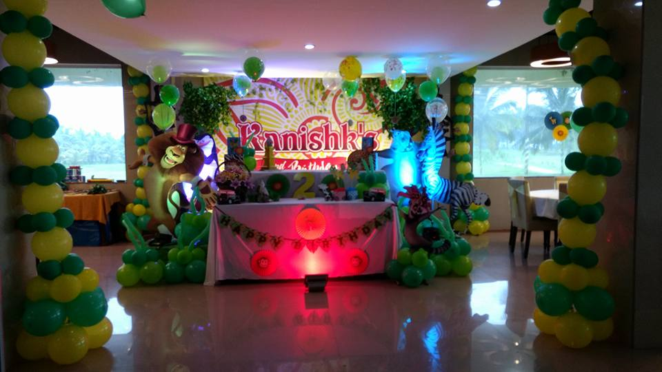 Balloon Decoration in Gurgaon