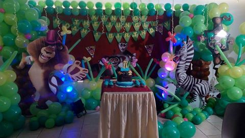... Noida, Balloon Decorators In Noida, Birthday Balloon Decoration Noida