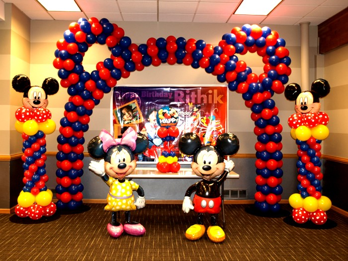 Balloon Decoration in Faridabad Balloon Decorators Faridabad