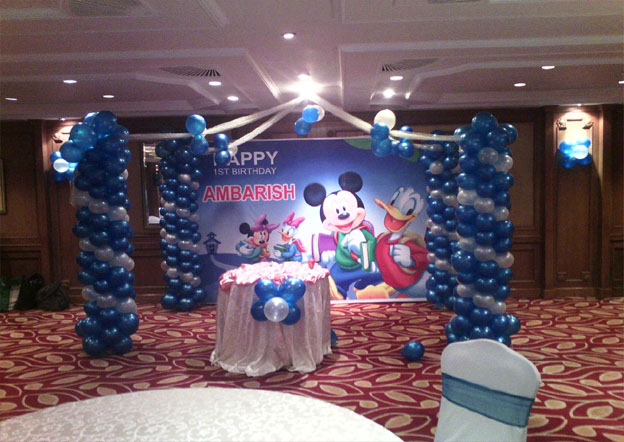 Balloon Decoration Faridabad